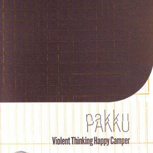 Violent Thinking Happy Camper