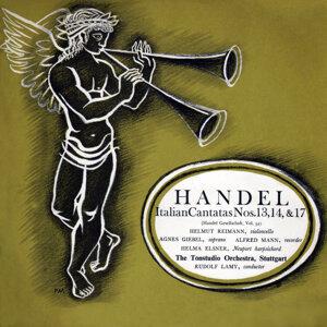 Handel: Italian Cantatas Nos 13, 14 & 17