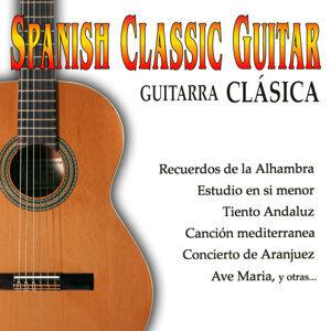 Spanish Classic Guitar. Guitarra Clásica