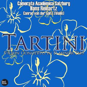 Tartini: Violin Concerto in D minor D45