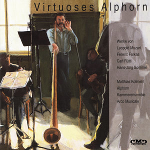 Virtuoses Alphorn