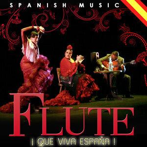La musique espagnole. Flute. ¡ Que viva España !