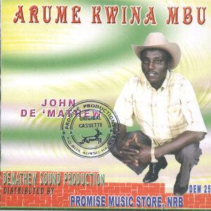 Arume Kwina Mbu