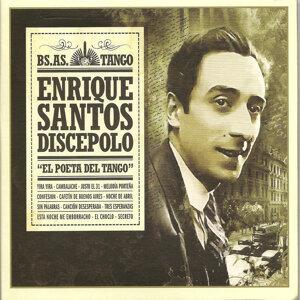 """Enrique Santos Discepolo """"El poeta del tango"""" - Bs As Tango -"""