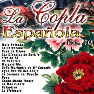La Copla Española Vol. 40