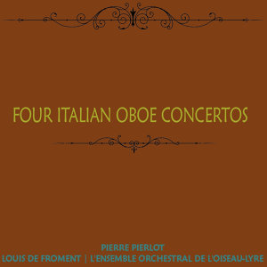 Four Italian Oboe Concertos