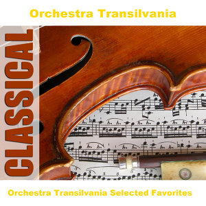 Orchestra Transilvania Selected Favorites