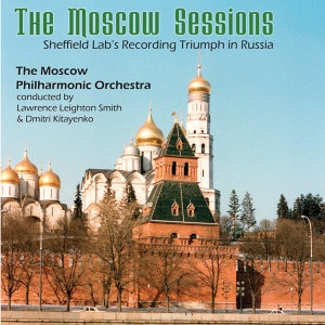 The Moscow Sessions Complete (3 disc set)