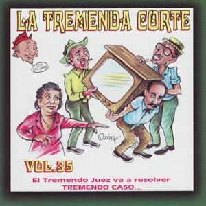 La Tremenda Corte: Un Éxito Radial Cubano de Más de Cinco Décadas, Vol. 35