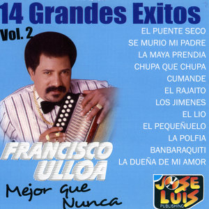 14 Grandes Exitos Vol. 2