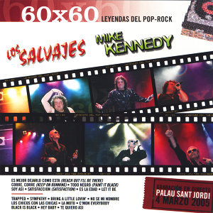 60x60 Leyendas Del Pop-Rock Vol. 2