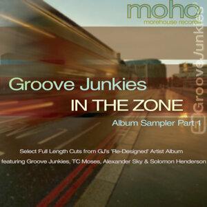 In The Zone Album Sampler, Pt. 1 - EP