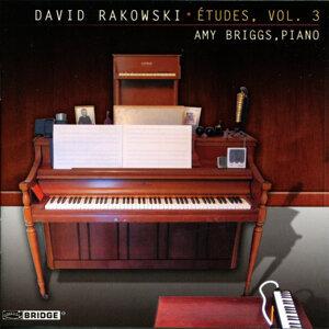 David Rakowski: Etudes, Vol. 3