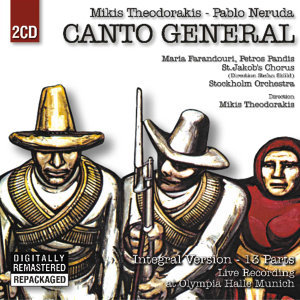 Canto General (Digitally Remastered)