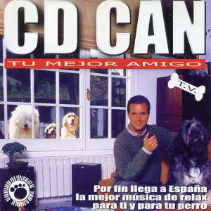 "Music For Dogs ""Relaxing For You And Your Dog"" ""CD CAN"""