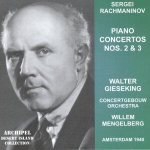 Rachmaninov: Piano Concertos Nos. 2 & 3, Gieseking