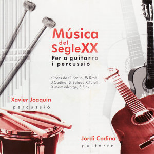 Música del Segle XX - Braun, Kraft, Codina, Balada, Turull, Montsalvatge, Fink