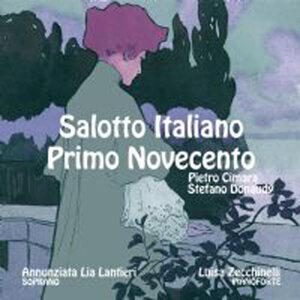 Salotto italiano Primo novecento