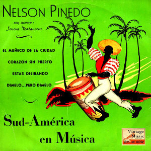"Vintage Cuba Nº 43 - EPs Collectors ""Sud-America En Música"""