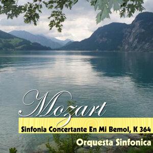 Mozart - Sinfonia Concertante En Mi Bemol, K 364