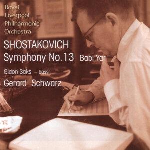 Shostakovich: Symphony No. 13 'Babi Yar'