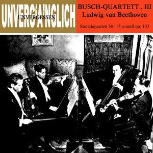 Beethoven String Quartet No 15