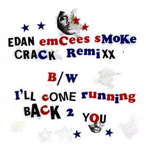 Emcees Smoke Crack remix
