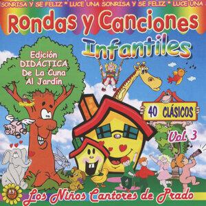 Rondas & Canciones Infantiles, Vol. 3