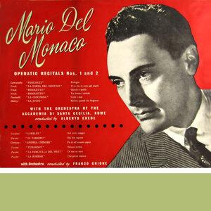 Mario Del Monaco Operatic Recital