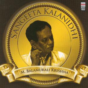 Sangeeta Kalanidhi - M. Balamurali Krishna