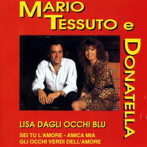 Mario Tessuto e Donatella