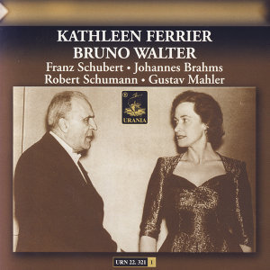Mahler: Kindertotenlieder - Schubert, Schumann, Brams: Lieder
