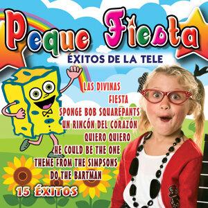 Peque Fiesta - Exitos De La Tele