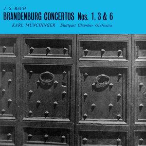 Bradenburg Concertos Nos 1, 3 & 6