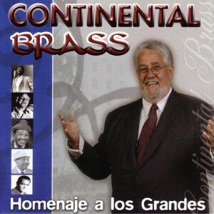 Continental Brass - Homenaje A Los Grandes