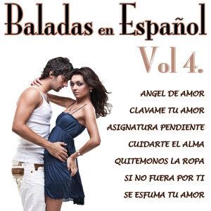 Baladas En Español Vol.4