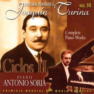 Joaquin Turina Complete Piano Works Vol 14 Ciclos II