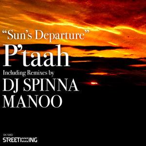 Sun's Departure