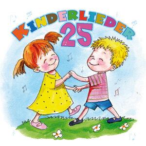 25 Kinderlieder