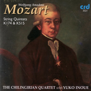 Mozart: String Quintets K. 174 and K. 515