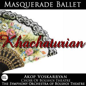 Khachaturian: Masquerade Ballet