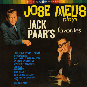Plays Jack Paar's Favorites