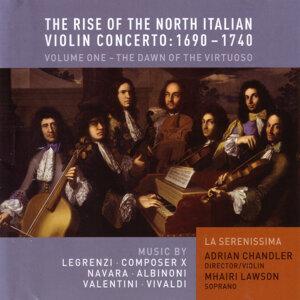 The Rise of the North Italian Violin Concerto: 1690 - 1740