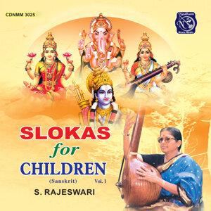 Slokas For Children Vol. 1
