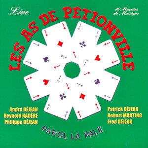 Parol La Palé (Live)