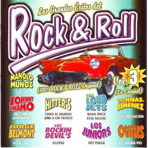 Los Grandes Éxitos Del Rock & Roll (En Español) Vol. 3