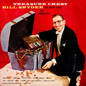 Treasure Chest: His Magic Piano & Orchestra