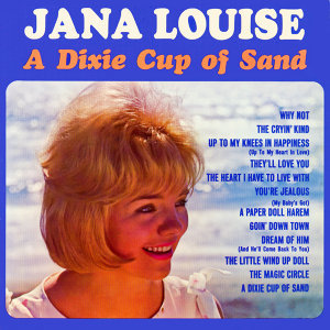 A Dixie Cup Of Sand