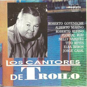 Los cantores de Troilo