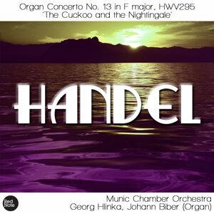 Handel: Organ Concerto No. 1 in G minor, Op. 4/1 HWV 289